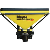 High Quality Meyer Products Salt/Sand Spreader — 350-Lb. Capacity