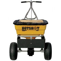 High Quality Meyer Hot Shot Professional Walk Behind Spreader