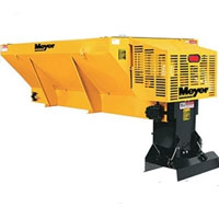 High Quality Carbon Steel Meyer V Box Insert Spreader