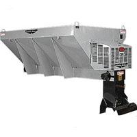 High Quality Stainless Steel Meyer V Box Insert Spreader
