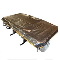 High Quality Meyer Hopper Tarp Kit For The Meyer Stainless Steel & Carbon Steel Hoppers