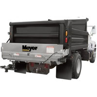 High Quality Meyer Stainless Steel Under Tailgate Spreader