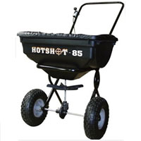 High Quality 85 Lb. Capacity Meyer Salt Spreader Hopper