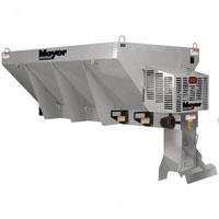 High Quality Meyer Products Salt Spreader — 750-Lb. Capacity