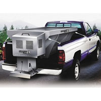 High Quality Buyers Stainless Steel Hopper Spreader Kit with 1.8 Cubic Yard Capacity