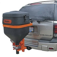 SUV Tailgate Salt Spreader