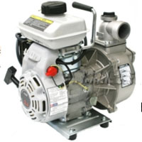 "Portable 2.5 HP 2"" Gas Powered Water Pump Self Priming"