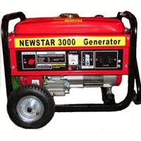 3000 Watt Generator CARB
