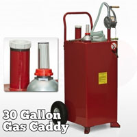 30 Gallon Gas Caddy