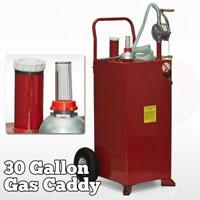 30 Gallon Gas Caddy