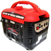 2000 Watt Portable Gas Generator
