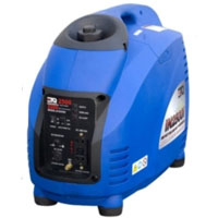 4.5HP 2500 Watt 125cc 4-Stoke Gas Portable Inverter Generator