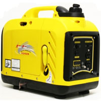 1000w 4 Stroke Digital Inverter Generator