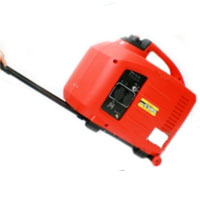 2800w Digital Inverter Watts With Gas Generator Remote Recoil Battery Key Start