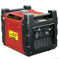 High Quality Digital Inverter 5000 Watt Quiet Gas Generator