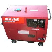 6000 Watt Diesel Generator