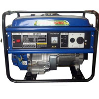 6500 Watt Electric Start Generator