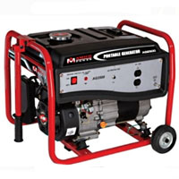 High Quality 2500 Watt Amico Gas Generator