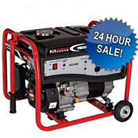 High Quality 3500 Watt Amico Gas Generator