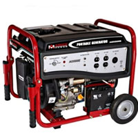 High Quality 6500 Watt Amico Tri-Fuel Gas Generator