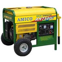 High Quality 7500 Watt Electric Start & Recoil Start Generator