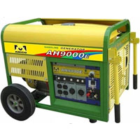 High Quality 8500 Watt Electric Start & Recoil Start Generator