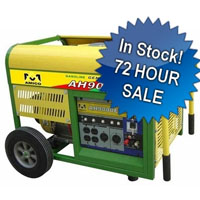 Brand New 10,000 Watt 16 HP Tri Fuel Generator with Tri Start And Remote