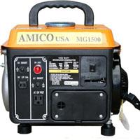 High Quality 1000 Watt Pull Start Gasoline Generator