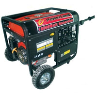 High Quality 10000 Watt Electric Start Gas Generator
