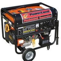 Tri-Fuel (Gasoline, LPG & NG) Generator 6500 W 13 HP