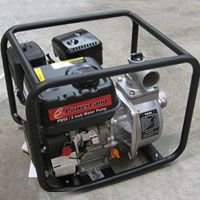 High Quality 6.5 HP Gas Power Water Pump 3 Inch