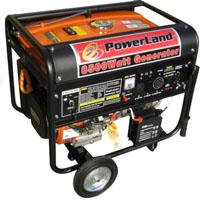 8500 Watt Powerland Portable Gas Electric Start Generator