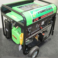 High Quality 6500 Watt Electric Start Propane Generator