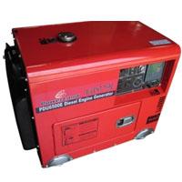 6500 Watt Super Silent Diesel Generator