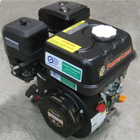 High Quality 6.5 HP OHV Gas Engine With Recoil Start
