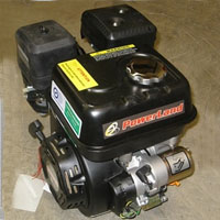High Quality 6.5HP Gas Engine With Electric Start