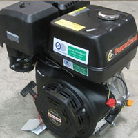 High Quality 16 HP Gas Engine With Recoil Start