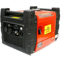 SF3600 Inverter Generator with Electric Start n Remote