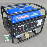 High Quality Portable 1500 W Gas electric Generator