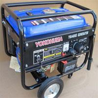 High Quality Portable Gas Generator 4400 W