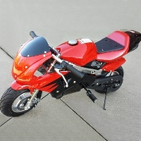 49cc Ultimate Cobra Pocket Bike