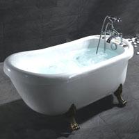 Whisper Ariel BT-062 Whirlpool Jetted Bath Tub