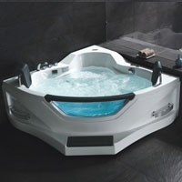 Whisper Ariel BT-084 Whirlpool Jetted Bath Tub