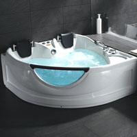 Whisper Ariel BT-150150 Whirlpool Jetted Bath Tub