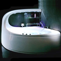 Whisper Royal A-908 Whirlpool Bathtub