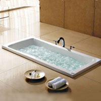Whisper Royal A1603 Air-Jet Drop-In Bathtub