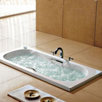 Whisper Royal A1612 Air-Jet Drop-In Jetted Bathtub