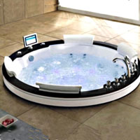 Whisper Royal A519 Drop-In Whirlpool Bathtub