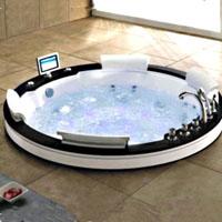 Whisper Royal A519 Drop-In Whirlpool Bathtub