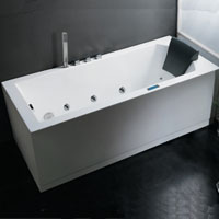 Whisper AM154JDTSZ Jetted Whirlpool Bathtub
